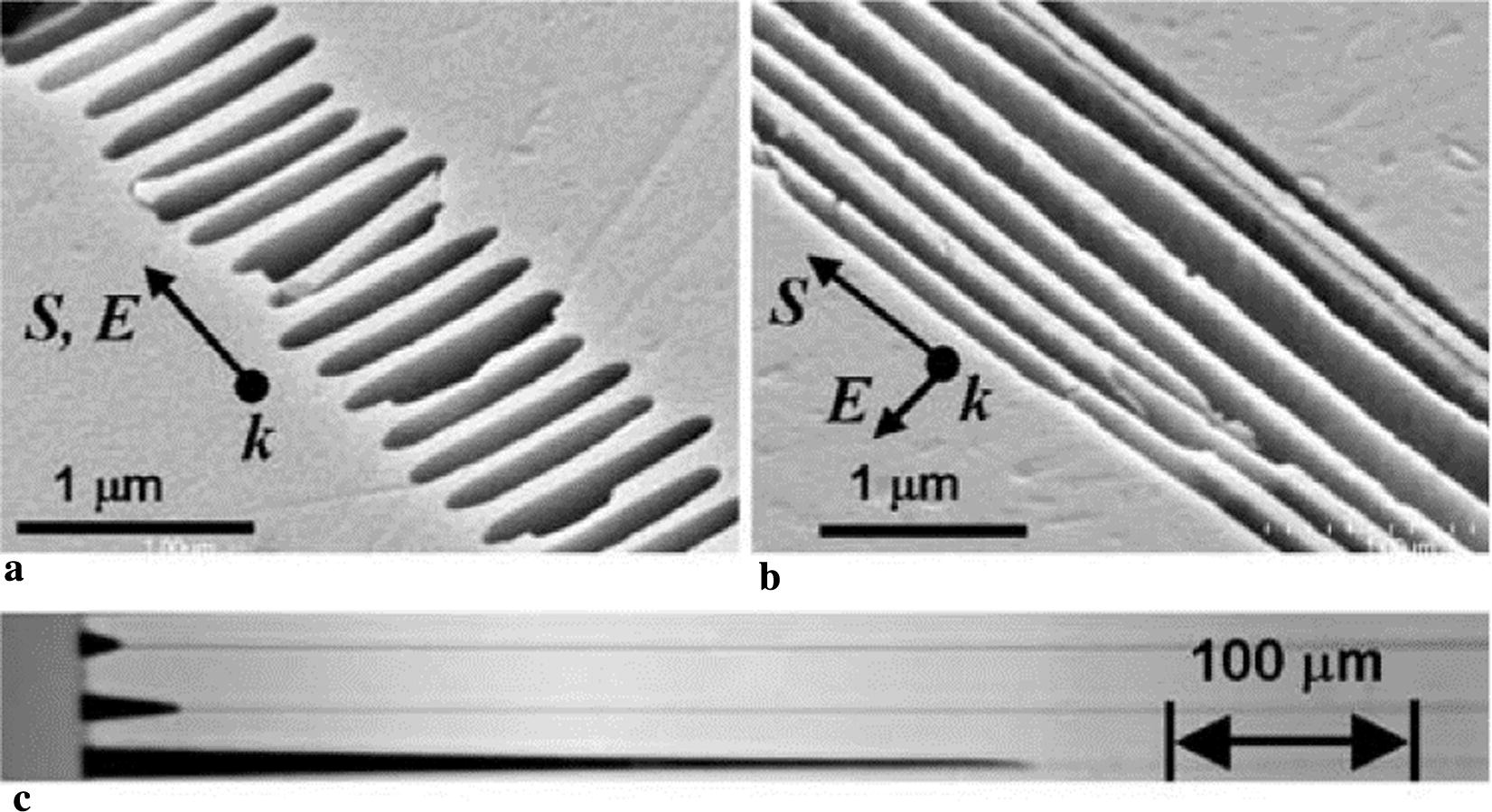 Bespoke photonic devices using ultrafast laser driven ion migration in glasses.